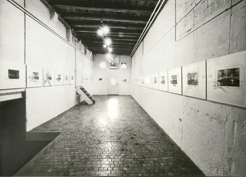 ZURICH (CH)' GALLERIE ARTE ARENA, 1976
