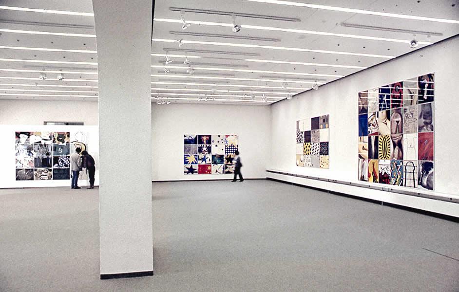 GENEVE, MUSEE RATH, 'PEINTURES ACADEMIQUES', 1983