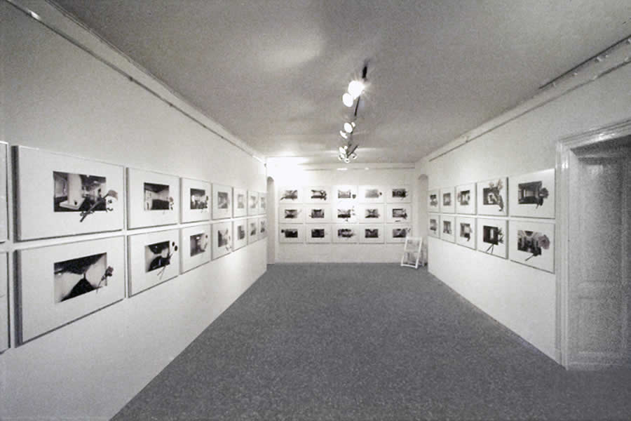 COLOGNE (G) VEITH TURSKE GALLERY, 1978