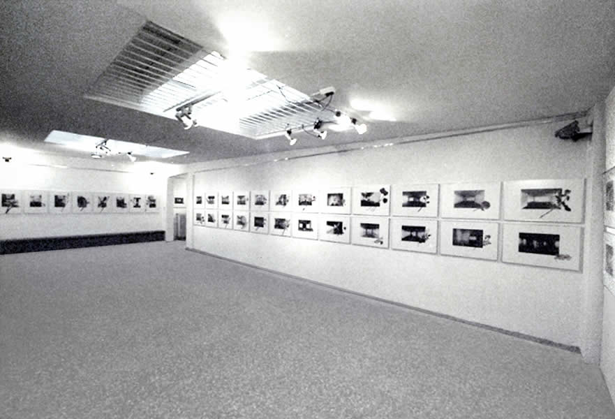 COLOGNE (G), VEITH TURSKE GALLERY, 1978