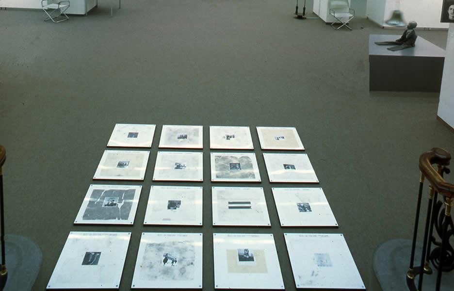 GENEVE, MUSEE RATH,1985