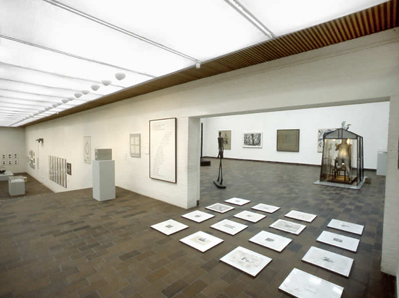 COPENHAGEN (D), LOUISIANA MUSEUM, 1985