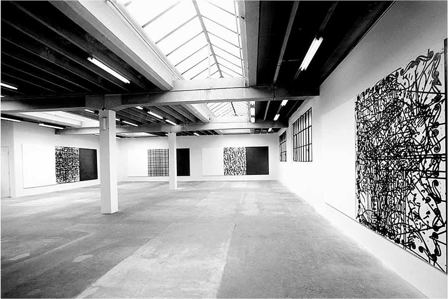 GENEVE, GALERIE BLANCPAIN STEPCZYNSKI, 1995