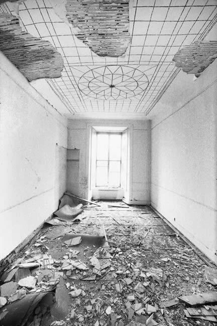 Kunsthalle Bern Demolition