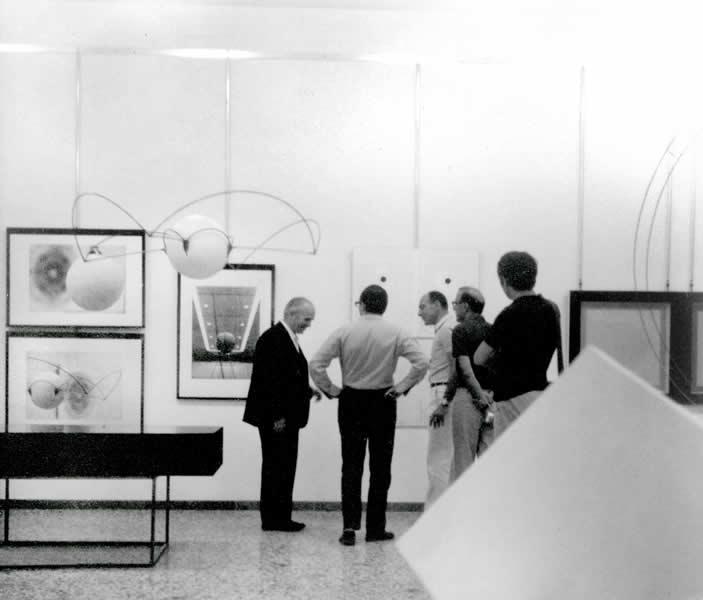 FERARA (I), PALAZZO DEI DIAMANTI, 1970