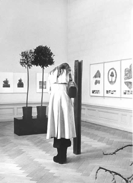 BASEL (CH) KUNSTHALLE 1972
