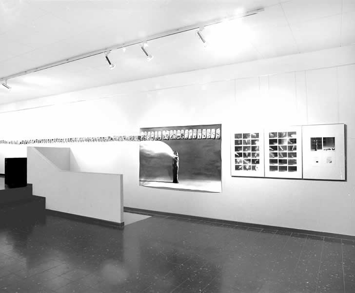 GENEVE, GALERIE JESUS MORENO, 'IDENTITE-IDENTITES' 1977