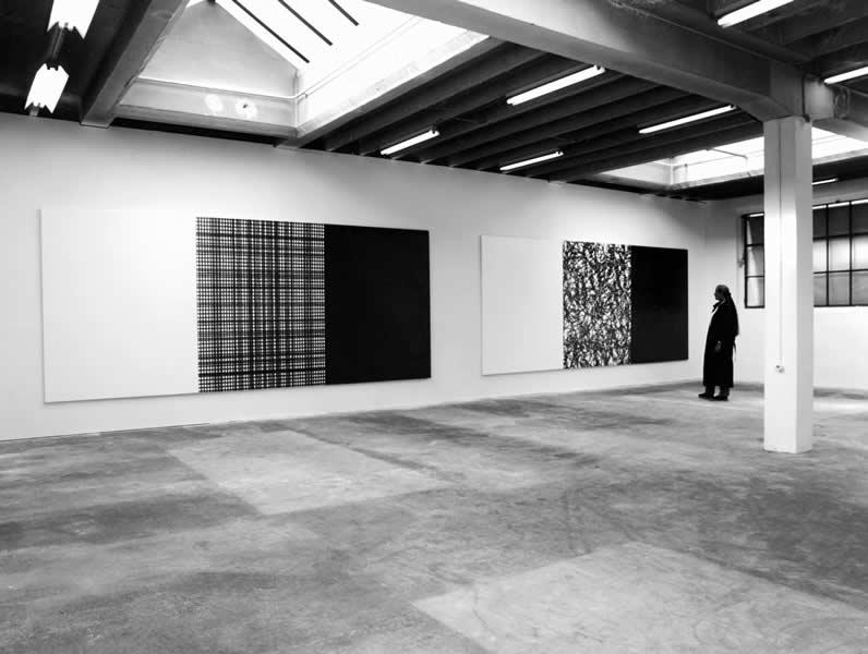 GENEVE. GALERIE BLNCPAIN STEPCZYNSKI, 1995