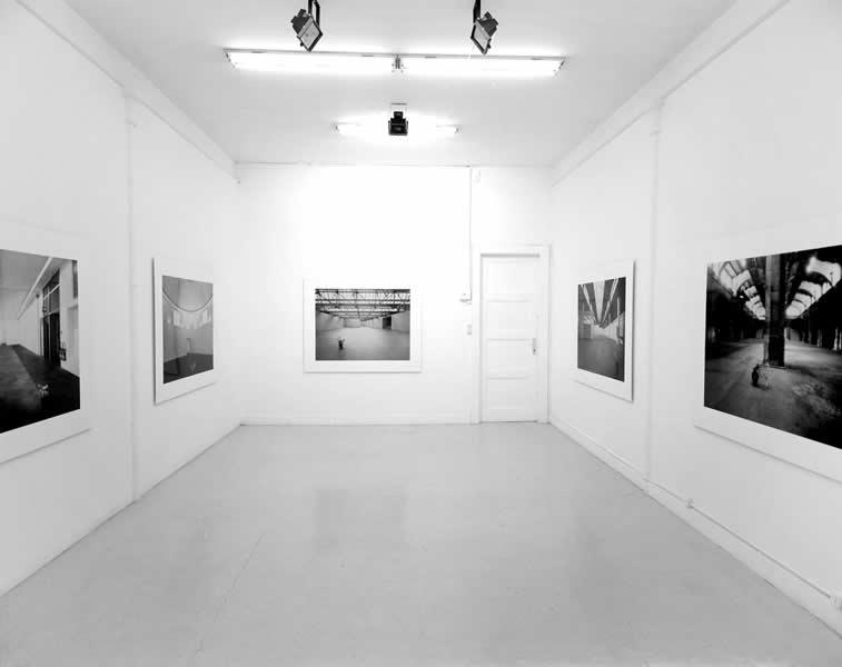GENEVE, GALERIE ANDATA RITORNO,1996