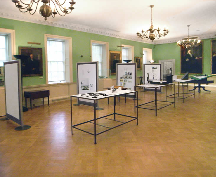 LONDON, FOUNDLING MUSEUM, 2009